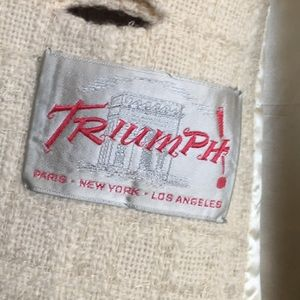 Vintage Jackets & Coats - Vintage French Wool Coat